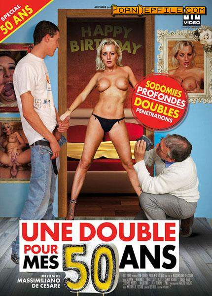 JTC Video, Dorcel Vision: Une Double Pour Mes 50 Ans (Movie) 400p