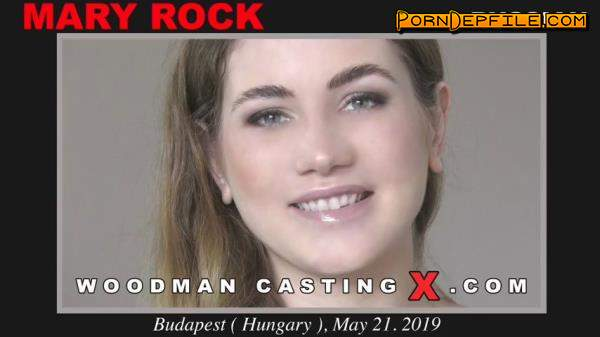 WoodmanCastingX: Mary Rock - Casting X 209 * Updated * (Casting, Anal, BDSM, France) 480p