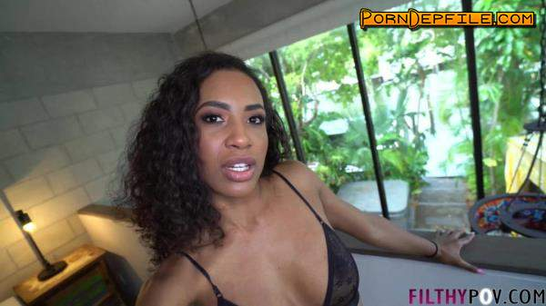 FilthyPOV, AdultTime: Demi Sutra - My Wife Demi Sutras Revenge Cuckold Sex Tape Getting Filled with Studs Cum (Hardcore, Ebony, Creampie, POV) 1080p