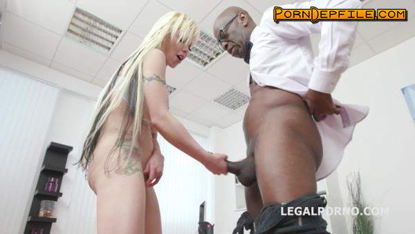 LegalPorno: Barbie Sins, Mike - Psycho Doctor 1 Barbie Sins Coffee Break with Balls Deep Anal, Squirt, Gapes, Rose, Creampie to Swallow GIO1065 (Interracial, Anal, Fetish, Prolapse) 480p