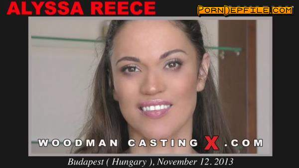 WoodmanCastingX: Alyssa Reece - Casting X 210 * Updated * DP, Anal (Casting, Group Sex, Anal, France) 540p