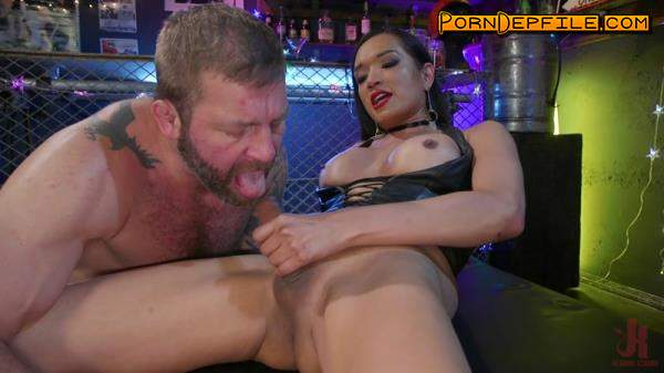 TSSeduction, Kink: Jessica Fox, Colby Jansen - You're 86'd: Jessica Fox Fucks Muscled Troublemaker Colby Jansen (Cumshot, Anal, Transsexual, Shemale) 720p