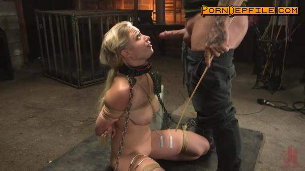 BrutalSessions, Kink: Gabi Gold, Derrick Pierce - Blonde Girl Next Store Gabi Gold Rough Anal Fuck in Brutal Bondage (Masturbation, Anal, BDSM, Bondage) 540p