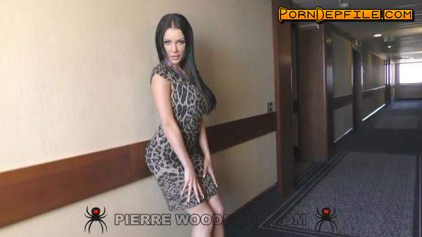 WoodmanCastingX: Patty Michova - XXXX - First DP for a real bitch (Casting, Anal, Threesome, France) 540p