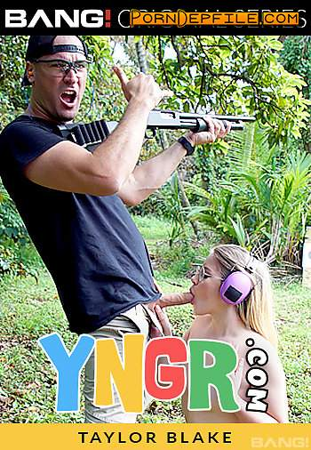 Yngr, Bang Originals, Bang: Taylor Blake - Taylor Blake Shoots Guns And Gets Fucked At A Public Gun Range (SD, Outdoor, Facial, Cumshot) 540p