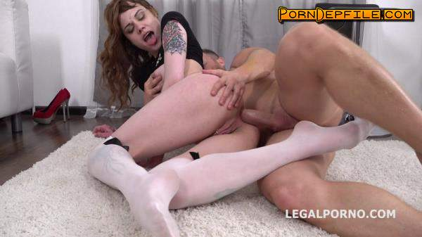 LegalPorno: Mary Solaris, Mr. Anderson - Mr. Anderson anal casting, Mary Solaris gets Balls Deep Anal, ATM, Deepthroat, Gapes, Cum in Mouth GL052 (FullHD, Brunette, Anilingus, Anal) 1080p