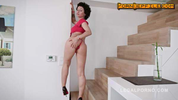 LegalPorno: Stacy Bloom, Yanick Shaft, Luca Ferrero - Welcome back Stacy Bloom with two cocks back in your ass AF002 (Toys, Brunette, Big Tits, Anal) 480p