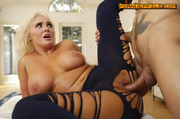 MonsterCurves, RealityKings: Karissa Shannon - Absolutely Bootiful In Leggings (Anilingus, Cowgirl, Doggystyle, Big Tits) 1080p