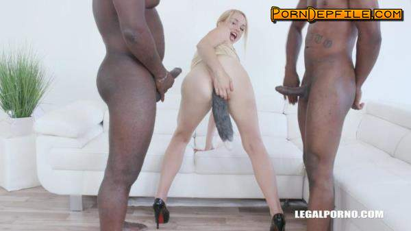 LegalPorno: Rebecca Sharon, Joachim Kessef, Alan Gwada, Pandemonium - Rebecca Sharon has wet feeling IV341 (GangBang, Interracial, Anal, Pissing) 1080p