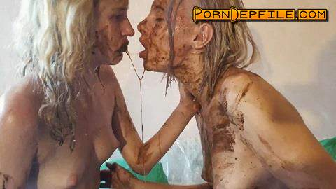 SG-Video: Jelena, Tiana - Scat Kisses Lesbian Erotic Russian Babes By Jelena And Tiana (Scat) 1080p