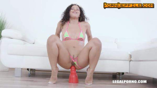 LegalPorno: Liv Revamped, Joachim Kessef, Black Prince - Liv Revamped takes two cocks in the ass IV354 (Big Ass, Brunette, Interracial, Anal) 720p
