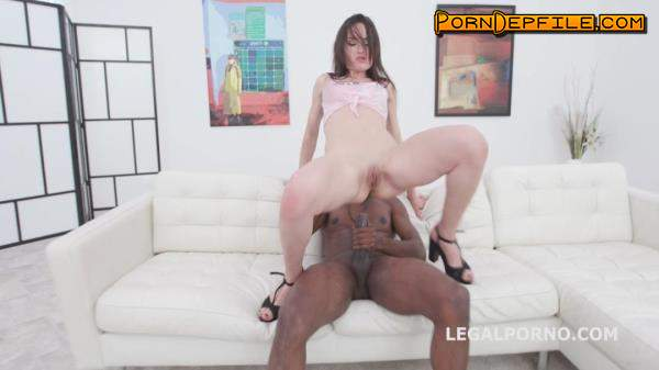 LegalPorno: Nataly Gold, Mike - Blackbuster Mike Vs Nataly Gold Balls Deep Anal, Domination, Squirting, Gapes, Swallow GIO1191 (Squirting, Brunette, Interracial, Anal) 1080p