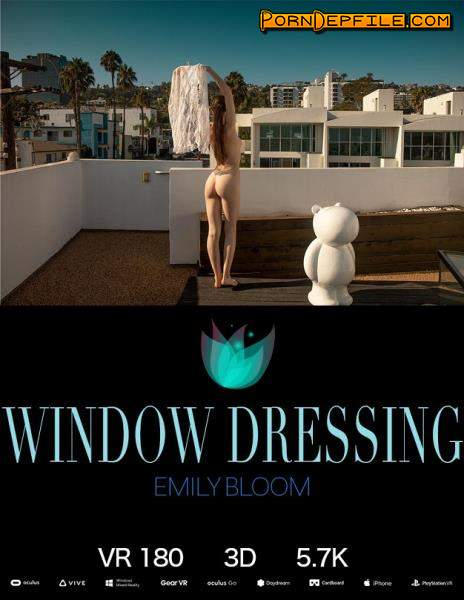 TheEmilyBloom: Emily Bloom - Window Dressing (Fetish, VR, SideBySide, Oculus) (Oculus) 2880p