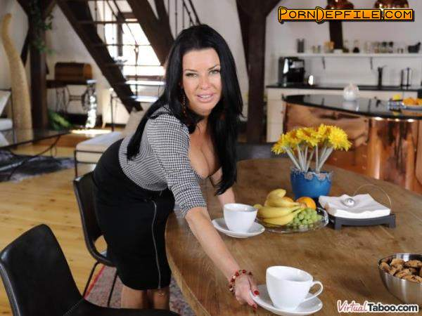 VirtualTaboo: Veronica Avluv - Tea And Squirt Time With Mom (VR, Incest, SideBySide, Gear VR) (Gear VR) 1440p
