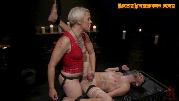 DivineBitches, Kink: Helena Locke, Jay West - There's Nothing Better Than Being Your Bitch: Helena Locke & Jay West (Bondage, Latex, Femdom, Strapon) 540p