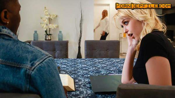 RealityKings, RKPrime: Chloe Cherry - Banging The Tutor (Natural Tits, Small Tits, Blonde, Interracial) 480p