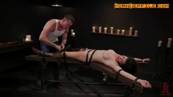 TSSeduction, Kink: Pierce Paris, Kendall Penny - Southern Sass: Kendall Penny Submits for the First Time! (BDSM, Bondage, Spanking, Shemale) 540p