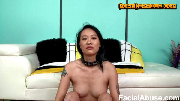 FacialAbuse: Everyone Loves Asians (Facial, Anal, BDSM, Humiliation) 360p