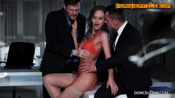 DorcelClub: Tina Kay - Double Penetration For Tina Kay (SD, Hardcore, Gonzo, Anal) 400p
