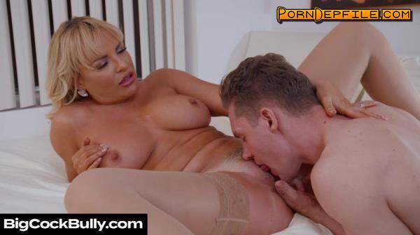BigCockBully, NaughtyAmerica: Dana DeArmond - Busty Mom (Oral, Blonde, Big Tits, Milf) 1080p