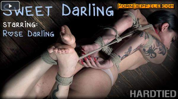 HardTied: Rose Darling - Sweet Darling (HD Porn, BDSM, Torture, Humiliation) 720p