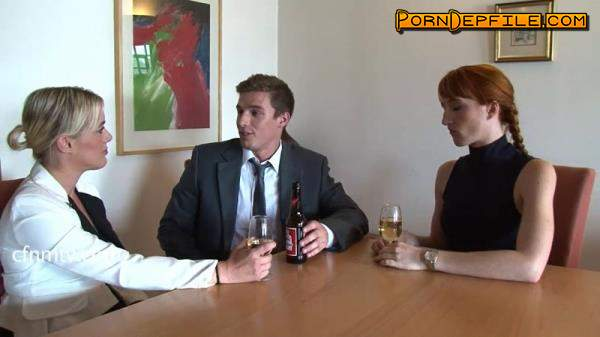 Cfnmtv: Office Rival Stripped (Part 1) (SD, Fetish, Femdom) 540p