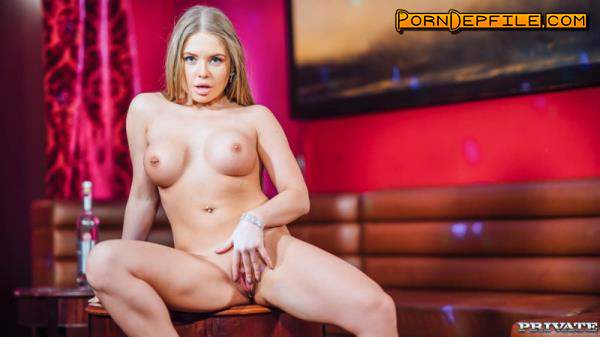 PrivateStars, Private: Alessandra Jane - Enjoys Fucking And Finishes With Cum Covered Tits (Cumshot, Blonde, Russian, Big Tits) 2160p