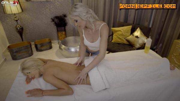 Only3XGirls: Missy Luv, Zazie Skymm - Missy Luv Spends Her Weekend With Massage And Lesbian Sex With Zazie Skymm (FullHD, Blonde, Lesbian, Massage) 1080p