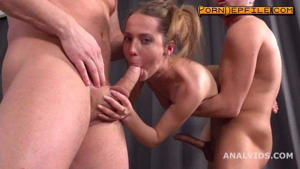 LegalPorno: Stasia Si, Mr. Anderson, Nikolas - Stasia Si 3on1 Balls Deep Anal, DAP, Gapes, Manhandle and Swallow GL175 (Tattoo, Brunette, GangBang, Anal) 480p