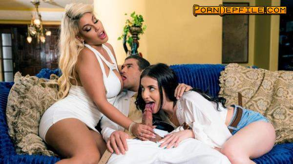 DigitalPlayground: Bridgette B, Aubree Valentine - Falling From Grace Scene 4 (Blonde, Big Tits, Anal, Threesome) 1080p