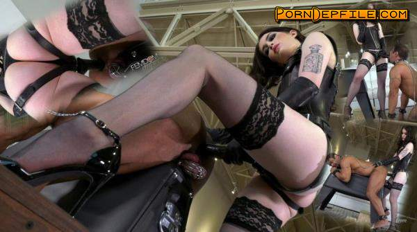 FemdomEmpire: Evelyn Claire - Crying for Cock (Anal, Fetish, Femdom, Strapon) 1080p