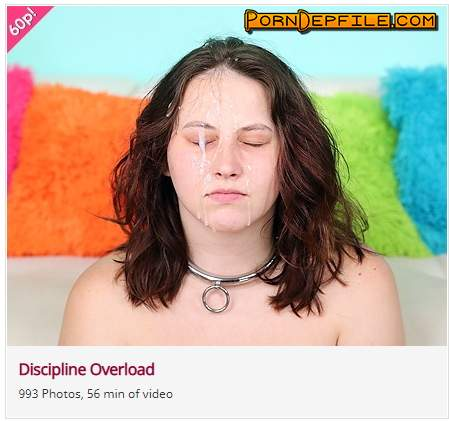 FacialAbuse: Kinsley Anne - Discipline Overload (Facial, Pissing, BDSM, Humiliation) 720p