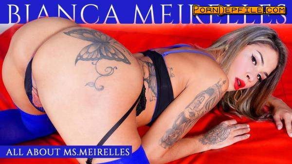 TransAtPlay, Trans500: Bianca Meirelles - All About Ms.Meirelles (Solo, Big Tits, Transsexual, Shemale) 720p