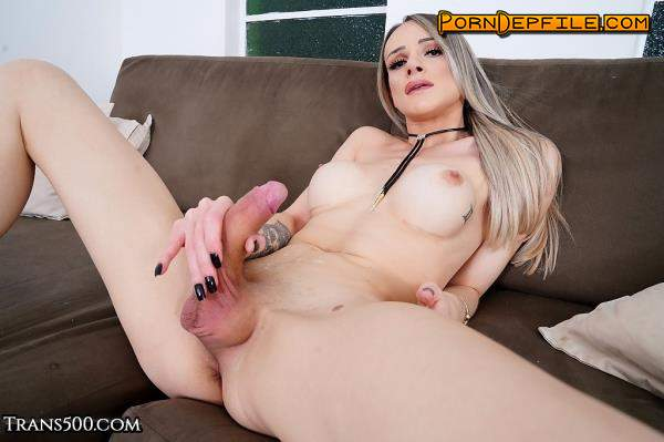 TransAtPlay, Trans500: Maria Clara Ludovice - All About Ms.Ludovice (Solo, Big Tits, Transsexual, Shemale) 360p