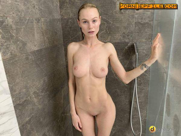 DaneJones, SexyHub: Nancy A - Sexy blonde solo shower orgasms (Medium tits, Masturbation, Blonde, Solo) 480p
