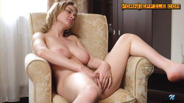 Nubiles: Cute Teddy - Natural Beauty (FullHD, Blonde, Solo, Big Tits) 1080p