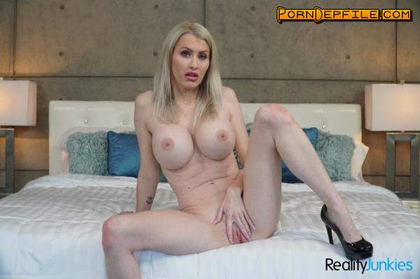 RealityJunkies: Katie Monroe - Toy Time! (POV, Brunette, Blonde, Asian) 480p