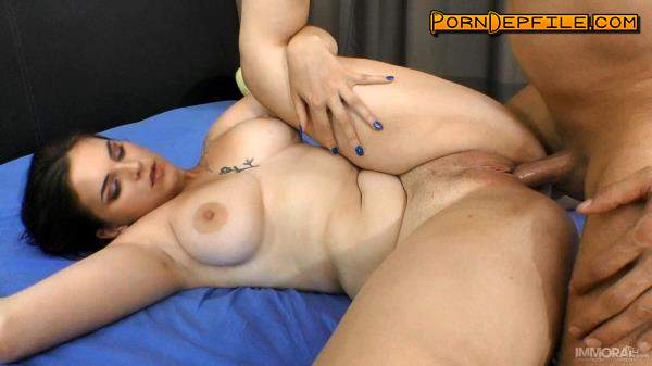 ImmoralLive, BlowPass: Taylee Wood - Taylee Wood Curvy Teen Natural Super Bouncing Boobs Squirts and Makes Dan Cum Two Times! (Blowjob, Toys, Cumshot, Oral) 480p