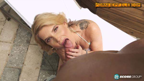 ScoreHD, PornMegaLoad, 50PlusMilfs: Alby Daor - Fucks The Voyeur (Blonde, Teen, Mature, Milf) 2160p