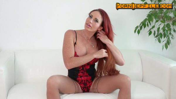 scout69, german-scout, modelhub: Diverse Stacey - Redfead Milf STACEY Deep Anal Sex At Casting In Berlin (Germany, Big Tits, Milf, Anal) 720p