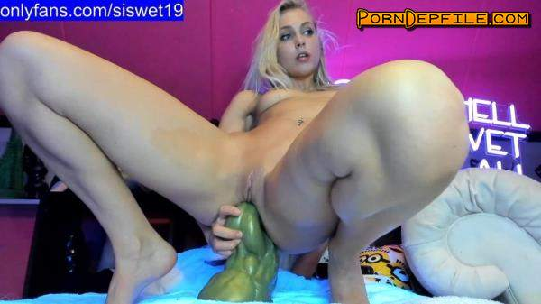 Chaturbate, Onlyfans: Siswet19 - 2020-12-23 (Anal, Webcam, Fetish, Fisting) 1080p