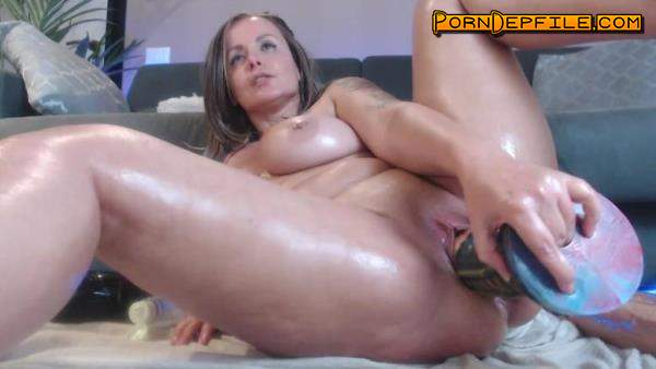 Chaturbate: Naughtyelle - Show on 2020-12-31 (Dildo, Anal, Fetish, Fisting) 1080p