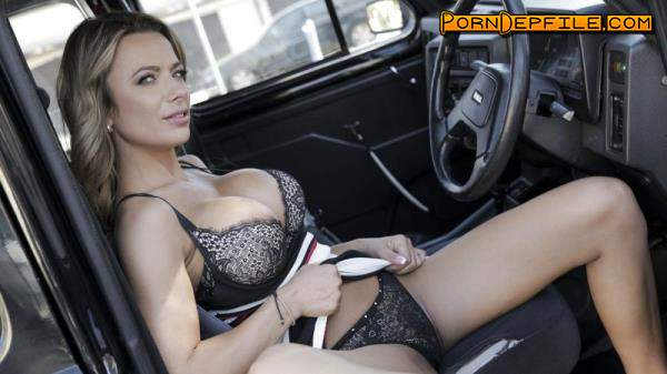 FemaleFakeTaxi, FakeHub: Shalina Devine - Give me an orgasm for a discount (SD, Hardcore, Blowjob, Big Tits) 480p