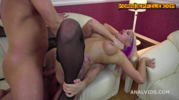 LegalPorno, AnalVids: Fisa Crystal - My first DP goes Wet with Fisa Crystal 2on1 Balls Deep Anal, Pee, DP, Squirting and Cum in the Mouth GL379 (Squirting, Deep Throat, Anal, Pissing) 720p