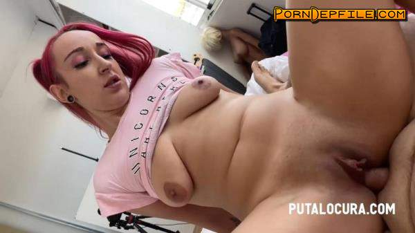 PutaLocura: Megan Lux - Hot Redhair Girl - Pelirroja Salida - MIC 071 (SD, Hardcore, Blowjob) 480p
