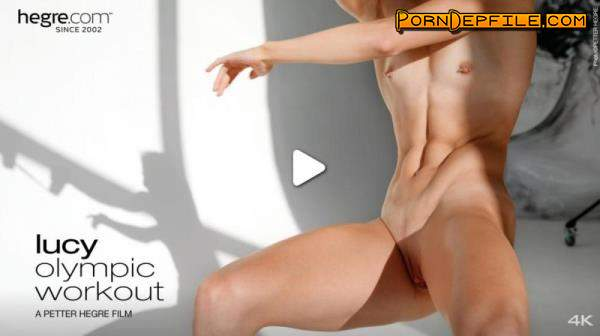 Hegre: Lucy - Olympic Workout 4K (HD Porn, Solo, Erotic) 2160p