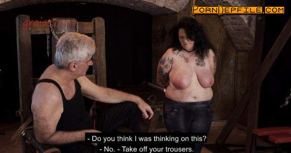 Graias: Nitta - Training a Champ to Be - Part 1 (BDSM, Spanking, Torture, Humiliation) 2160p