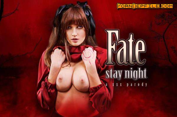 VRCosplayX: Stacy Cruz - Fate Stay Night A XXX Parody (Teen, VR, SideBySide, Oculus) (Oculus Rift, Vive) 2700p