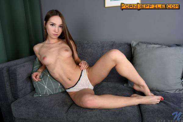 Nubiles: Kate Quinn - Intimate Desires (Medium tits, Brunette, Solo, Russian) 1080p