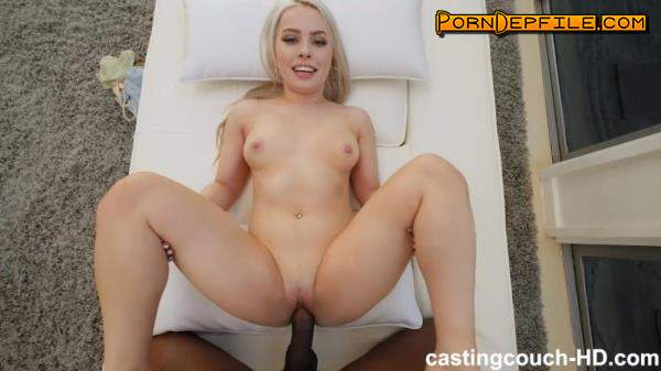 CastingCouch-HD: Haley Spades - Casting (POV, Blonde, Casting, Interracial) 672p